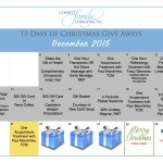 15 DAYS OF CHRISTMAS – Day 12