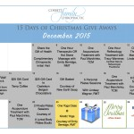 15 DAYS OF CHRISTMAS – Day 14