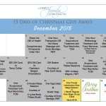 15 DAYS OF CHRISTMAS – Day 15