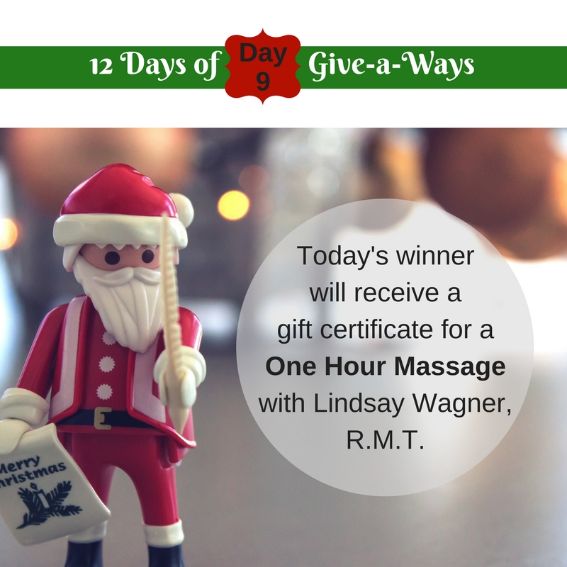 Day 9 Massage